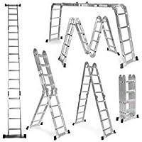 Amazon.es: Escaleras multifunción: Bricolaje y herramientas