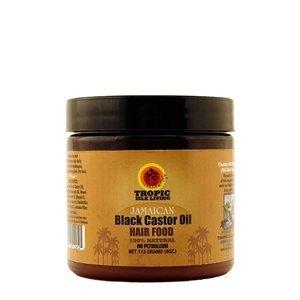 Jamaican Black Castor Oil Hair Food from Tropic Isle