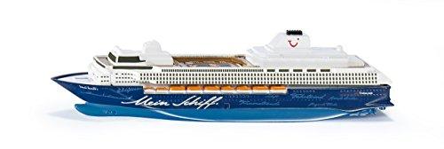Preisvergleich Produktbild Siku 1726 - Mein Schiff 1, Fahrzeug, blau/weiß