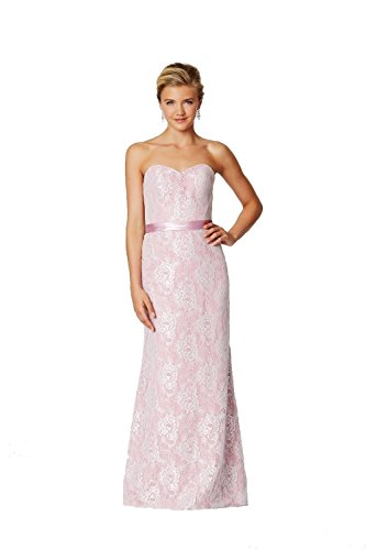 Tiffanys Serenade Kitty Lace Overlay Sweetheart Starpless Gown Ivory