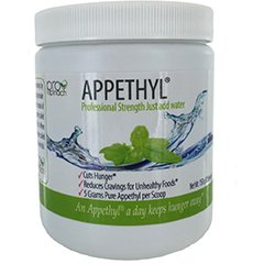 Appethyl, Pure Professional Strength Appetite Suppressant, Cuts Cravings- 30 servings