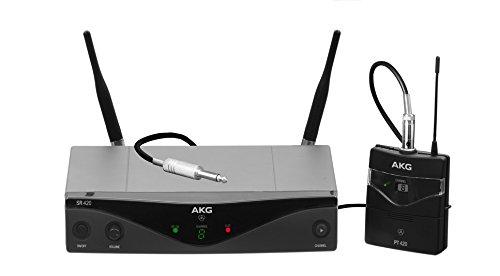 Wms Akg-pt-420 instrument inalambrico Fiaschetta a banda microfono