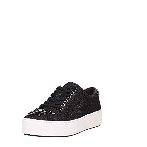 Michael Kors 43T7POFS1D Sneakers Donna Black