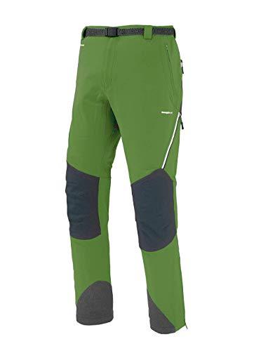 Trangoworld pc007742 – 6yt-xlc Pantalon Long, Homme, Vert/Gris (Ombre Foncé), XL