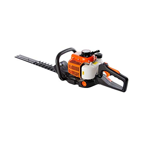 "26CC 24"" PETROL HEDGE TRIMMER COMPLETE WITH 60CM BLADES"