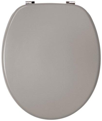 GELCO Design 704886 WC-Sitz, seidenmatt, Taupe -
