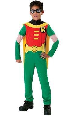 Robin Standard Childrens Fancy Dress Costume Batman ()