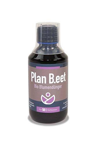 Plan B. EET Bio Engrais pour Fleurs, Marron, 5,5 x 5,5 x 14 cm