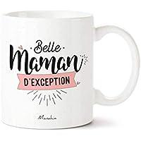 Mug - Belle Maman d'exception | Mug pour belle mère, cadeau belle-mère