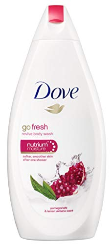 6er Pack - DOVE Women Go Fresh Duschgel