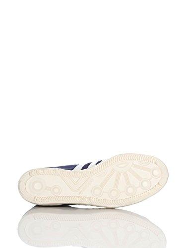 ADIDAS Scarpa Uomo PROFI G63951 Sneaker Stivaletto Basket Blue Blu/Bianco