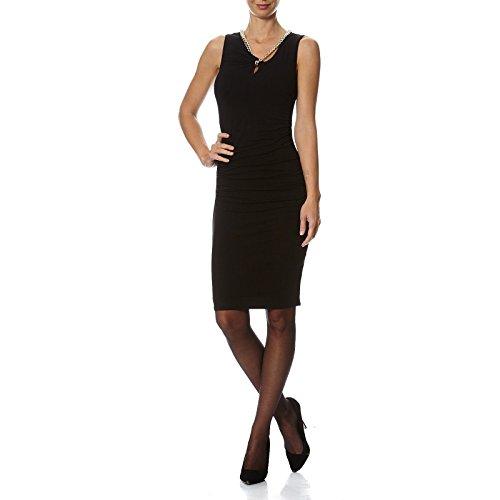 ... GUESS MARCIANO 54W747-6105Z Kurtzes Kleid Damen schwarz 0090