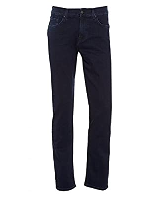 7 For All Mankind Slimmy Luxe Performance Jeans Blue