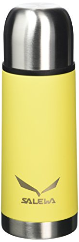 Salewa Thermo Borraccia, Unisex Adulto, Yellow, Taglia Unica
