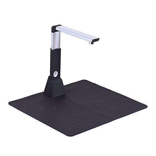 Aibecy Scanner per Fotocamera USB 10 Mega-pixel HD High-Definition Max. A3 Dimensione di Scansione con Luce a LED