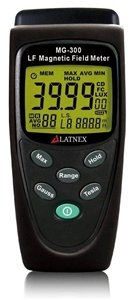 MG-300 ELF Gauss and EMF Meter and