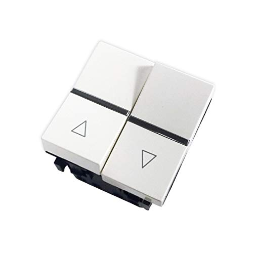 Niessen - n2244.1bl interruptor para persianas zenit blanco Ref. 6522005112