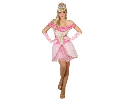 Imagen de atosa  disfraz de princesa para mujer, talla m/l 22880
