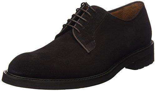 L6553-01109-01- Mocassin - Homme - Noir (LOND.OLD NEGRO) - 42.5 EU (8.5 UK)Lottusse JKD4vy8EU