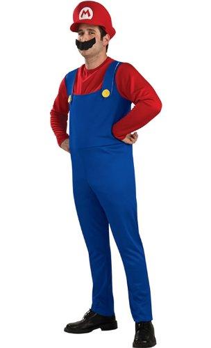 Imagen de rubie's  disfraz mario bros de niño a partir de 3 años 889228m  alternativa