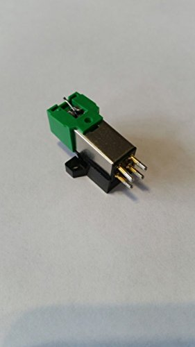 Audio Technica AT91, Magnetkartusche und Stylus Hifi DJ ATN91, bitte beachten Sie, dass diese Patrone mit 78 U/min Stylus geladen ist.
