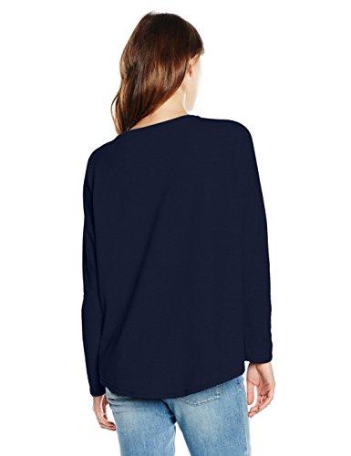 BOSS Orange Damen Sweatshirt dunkel Blau (Blau 001)