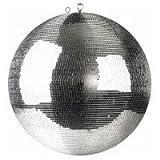 Spiegelkugel 30cm mit 5x5mm Echtglasspiegel