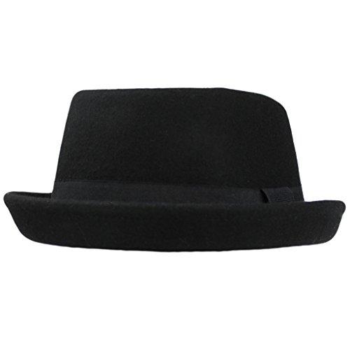 Pie-Hut schwarz schwarz Einheitsgröße Gr. S/M (57 cm), schwarz ()