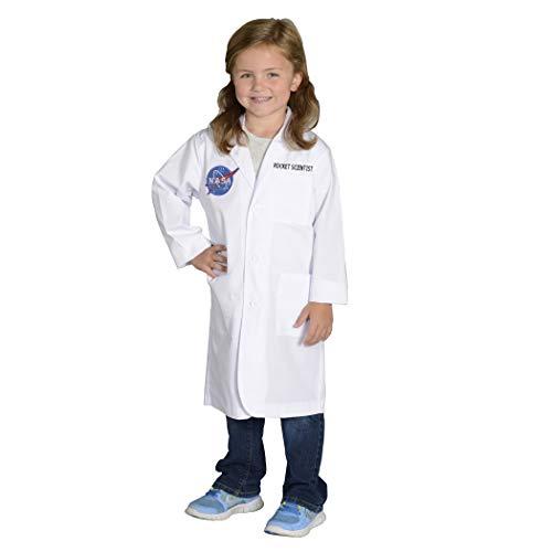 ket Scientist Lab Coat, White, Size 4/6 by ()