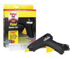 Pattex 1478975 Pistolet hotmelt pour des collages rapides