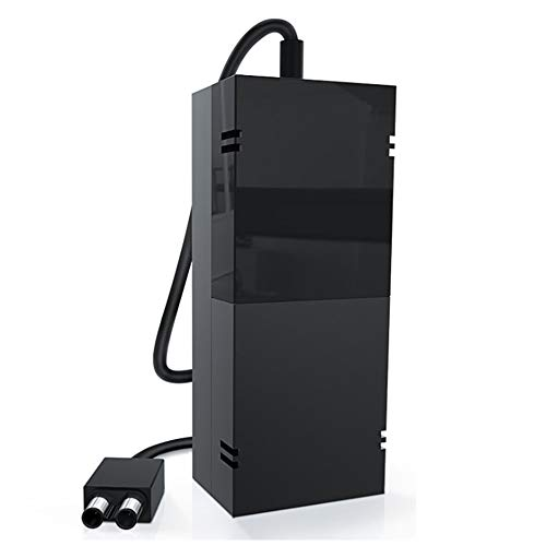 CHOULI Reemplazo del Adaptador de CA Original de la Fuente de alimentación OEM de Microsoft para Xbox One EU Black