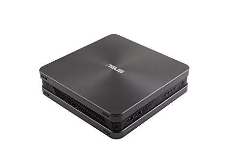 Foto ASUS VivoMini VC68V-G086Z 3,6 GHz Intel® CoreTM i7 di settima generazione i7-7700 Grigio Mini PC