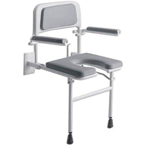 Nottingham Rehab Supplies (NRS) - Sedile per doccia per fissaggio