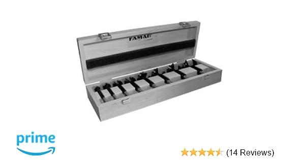 FAMAG Bormax Hartmetall-Forstnerbohrer 19,05x57x90mm S=8mm Z=1