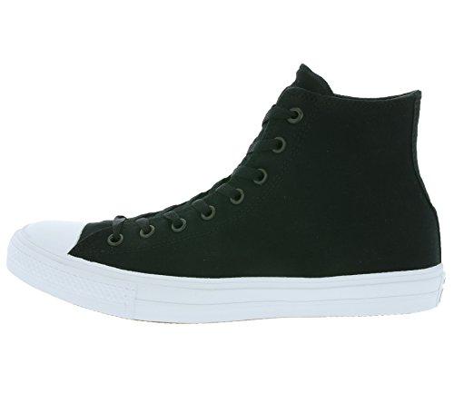 Converse 150143c, Scarpe da Ginnastica Unisex – Adulto Noir