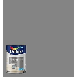 Dulux Matt Paint for Walls Feature Wall, 1.25 L - Urban Obsession