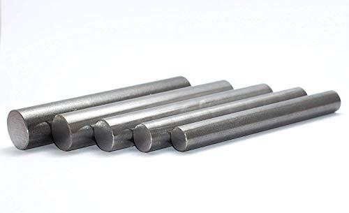 L: 175mm 17,5cm Edelstahl Rundstab VA V2A 1.4301 blank h9 /Ø 30 mm Zuschnitt