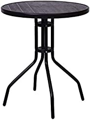 Pan Emirates Babblecat Garden Side Table, Black