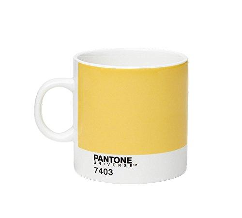 Pantone Universe Espresso Cup 7403 Yellow by Pantone Universe