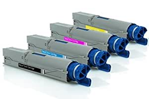 4Uoffice-qualité 1A-t 24 mois jours garantie.30 r?? ckgaberecht .tous verschlei éléments renouvelés .rechnung ausgew. avec tVA de tONER compatibles pour imprimantes oKI c 3300 n/3600 n///3400/n/n mFP/3450 3520, 3530/mFP, mC - 350/360 oKI c 3300 oKI c 3300 n, oKI c 3400 oKI c 3400 n oKI c 3450 oKI c 3450 n, oKI c 3600 n 3600 oKI c 4 couleur (je. caractéristiques: couleur: noir, cyan, magenta et jaune env. 2,500).