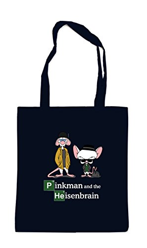 Certified Freak Pinkman & Heisenbrain Sac Noir