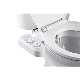 31Mu2nUwsYL. SS324  - BisBro Deluxe Bidet 1200 - Ducha-bidé de WC para la higiene íntima