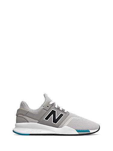 New Balance MS247 Größe: 44.5 Farbe: 'Weiß (Rain Cloud/Black Fc) Schuh Größen