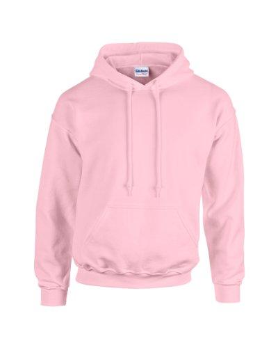 Gildan - Unisex Kapuzenpullover 'Heavy Blend' , Light Pink, Gr. M