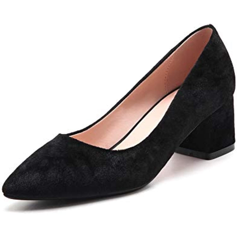 1TO9 MMS06306,  s Compensées Femme - - Noir - Noir, 36.5 - B07H3HGPJK - - 1b8ec3