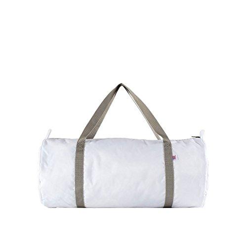 american-apparel-nylon-sport-gym-tasche-einheitsgroesse-weiss-silber
