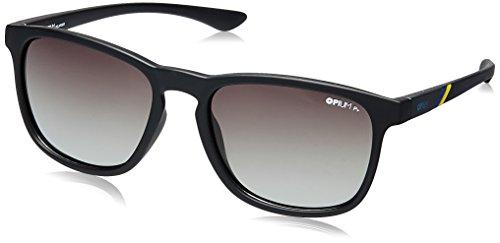 35c3f3f56b23 Opium Polarized Wayfarer Unisex Sunglasses Op 1413 C03 55 Green Lens Op  1413 C03