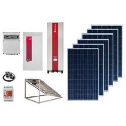 Solar-Kit mit Akku 5000 Wp Umfang
