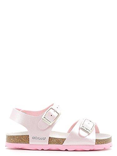 Grunland Aria bambina, pelle liscia, sandali, 24 EU