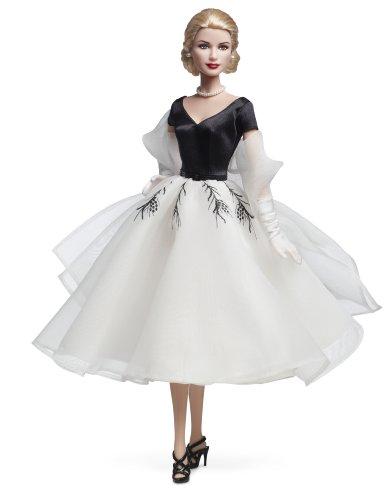 Barbie V7554 - Muñeca de coleccionista de Grace Kelly en La ventana indiscreta
